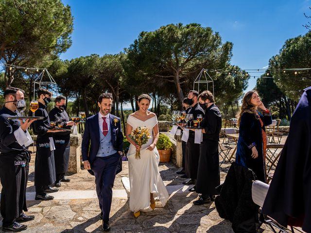 La boda de Leandro y Laura en Torrelodones, Madrid 16