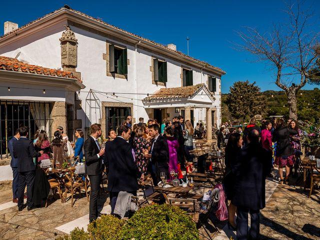 La boda de Leandro y Laura en Torrelodones, Madrid 17