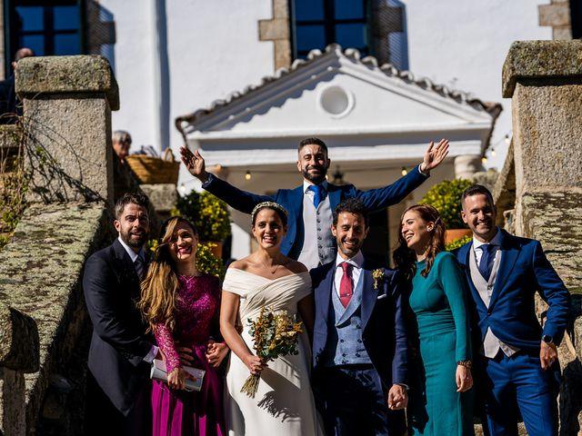 La boda de Leandro y Laura en Torrelodones, Madrid 18
