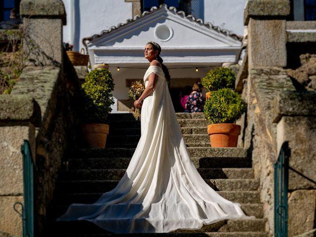 La boda de Leandro y Laura en Torrelodones, Madrid 2