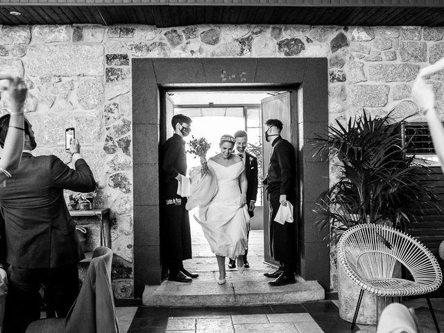 La boda de Leandro y Laura en Torrelodones, Madrid 20