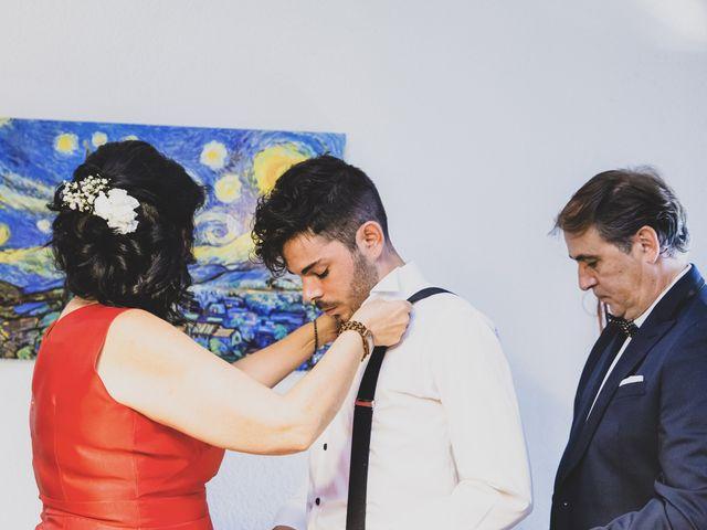 La boda de Carlos y Cristina en Madrid, Madrid 5