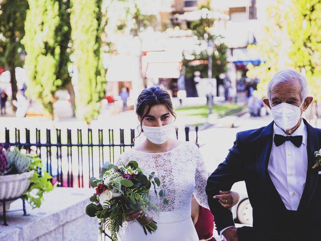 La boda de Carlos y Cristina en Madrid, Madrid 24