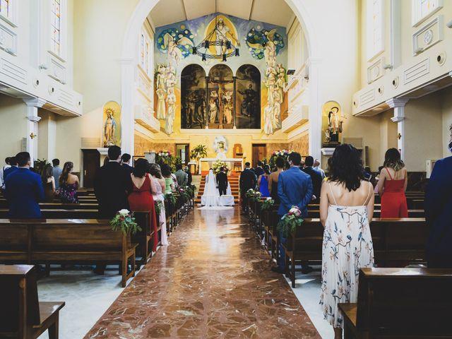 La boda de Carlos y Cristina en Madrid, Madrid 27