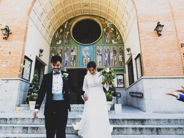 La boda de Carlos y Cristina en Madrid, Madrid 29