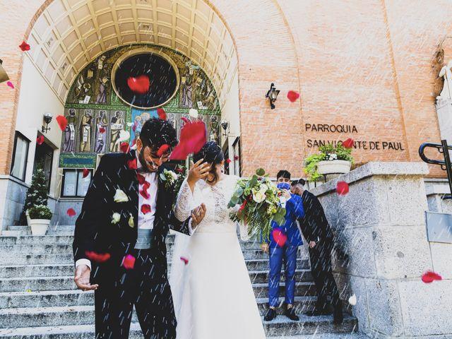La boda de Carlos y Cristina en Madrid, Madrid 30