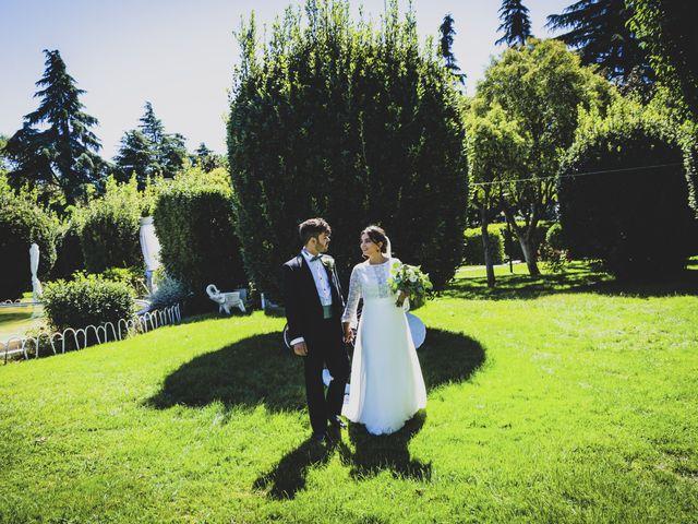 La boda de Carlos y Cristina en Madrid, Madrid 34