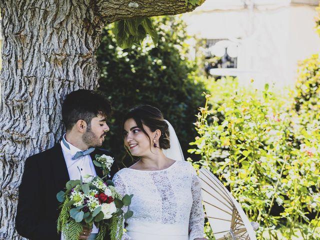 La boda de Carlos y Cristina en Madrid, Madrid 38