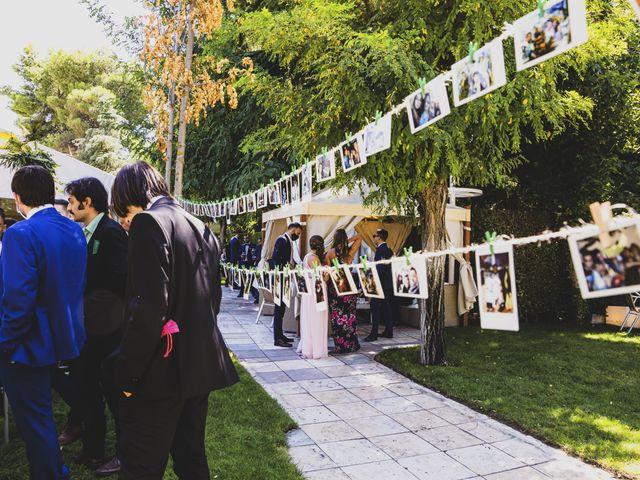 La boda de Carlos y Cristina en Madrid, Madrid 48