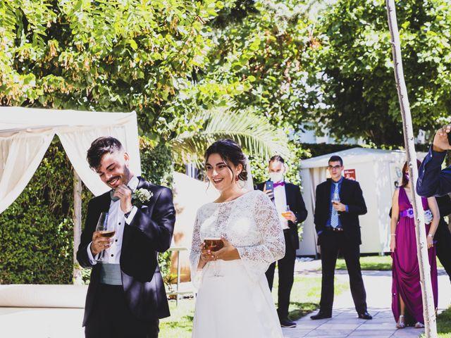 La boda de Carlos y Cristina en Madrid, Madrid 50