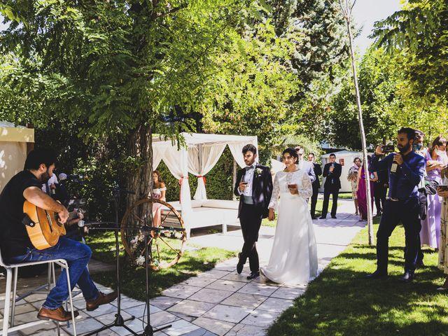 La boda de Carlos y Cristina en Madrid, Madrid 52