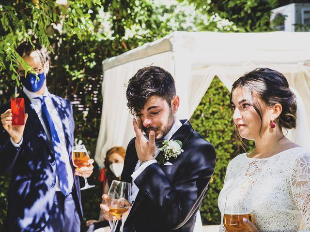 La boda de Carlos y Cristina en Madrid, Madrid 53