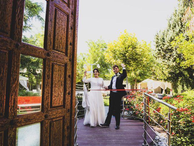 La boda de Carlos y Cristina en Madrid, Madrid 56