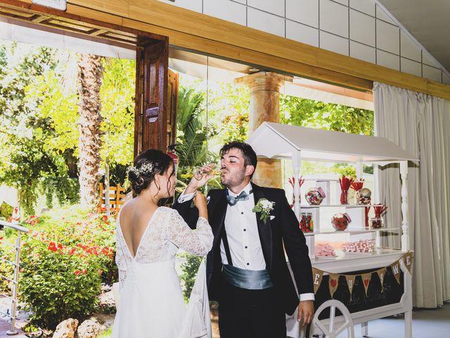 La boda de Carlos y Cristina en Madrid, Madrid 57