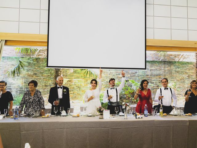 La boda de Carlos y Cristina en Madrid, Madrid 61