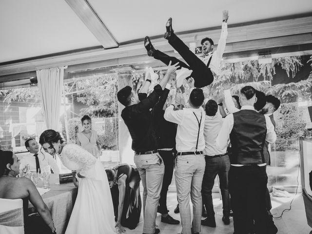 La boda de Carlos y Cristina en Madrid, Madrid 1