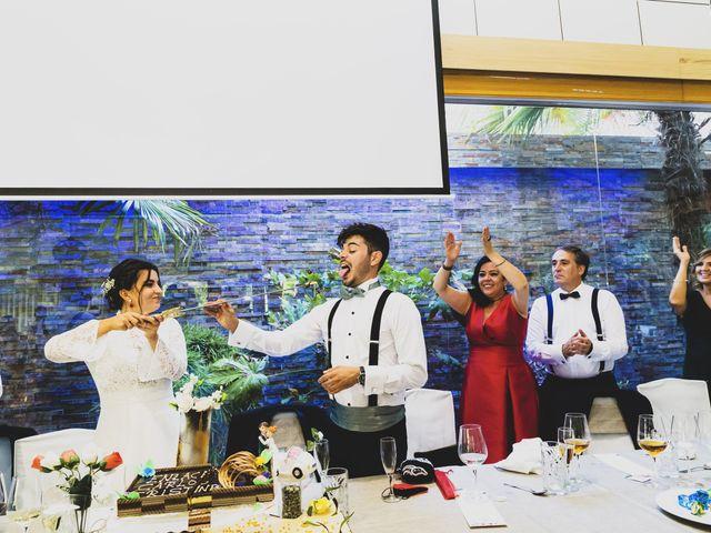 La boda de Carlos y Cristina en Madrid, Madrid 64