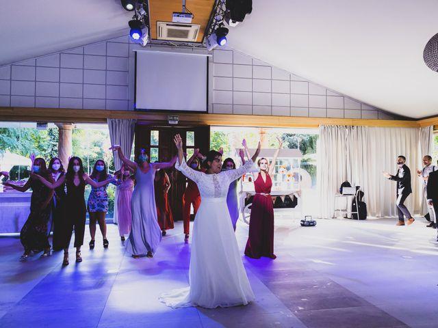 La boda de Carlos y Cristina en Madrid, Madrid 68