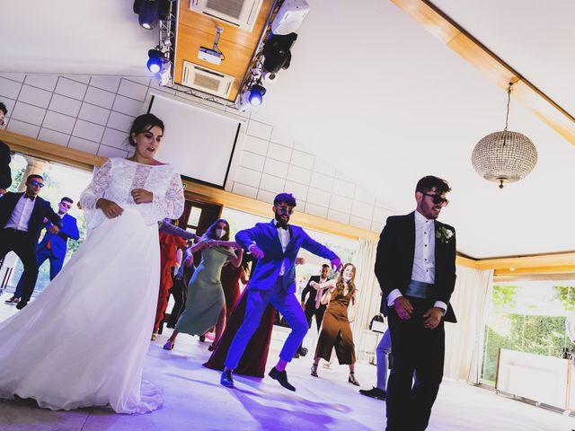 La boda de Carlos y Cristina en Madrid, Madrid 75