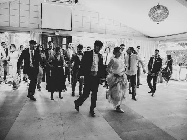 La boda de Carlos y Cristina en Madrid, Madrid 78