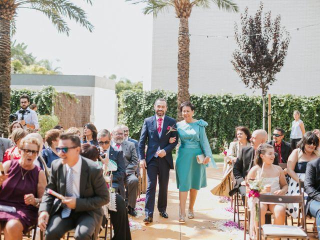 La boda de Juanma y Maria en Benicàssim/benicasim, Castellón 9