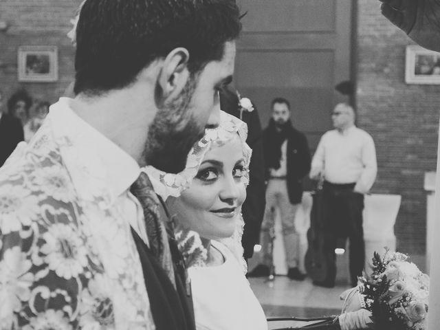 La boda de Adrián y Ana en Algeciras, Cádiz 18
