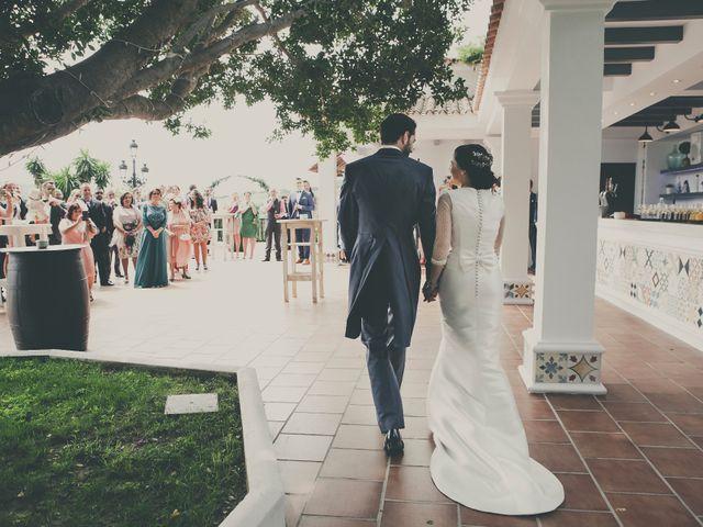 La boda de Adrián y Ana en Algeciras, Cádiz 24