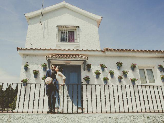 La boda de Adrián y Ana en Algeciras, Cádiz 25