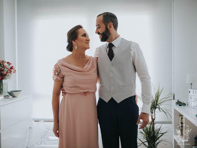 La boda de Javier y Rocio en Santuario De La Fuensanta, Murcia 3