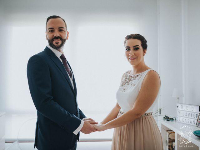 La boda de Javier y Rocio en Santuario De La Fuensanta, Murcia 4