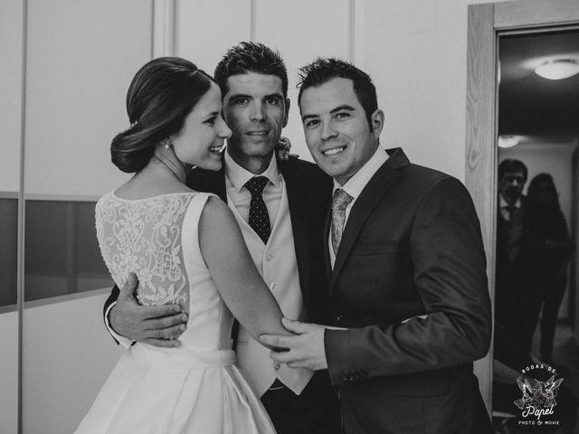 La boda de Javier y Rocio en Santuario De La Fuensanta, Murcia 15