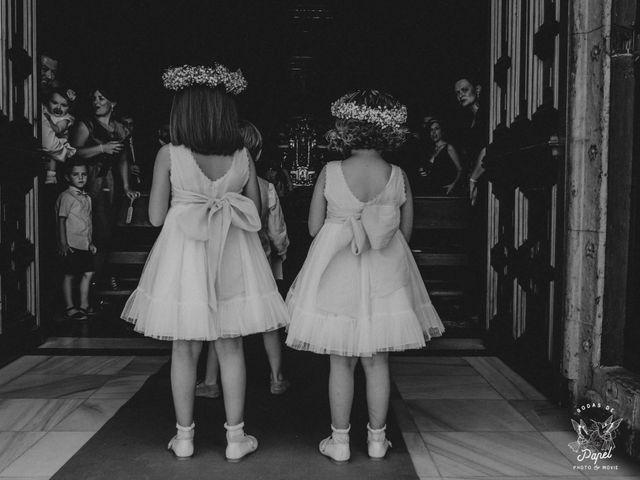 La boda de Javier y Rocio en Santuario De La Fuensanta, Murcia 21