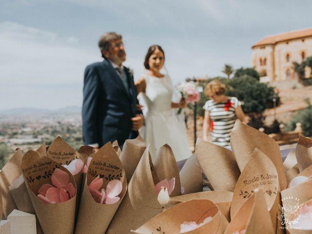 La boda de Javier y Rocio en Santuario De La Fuensanta, Murcia 22