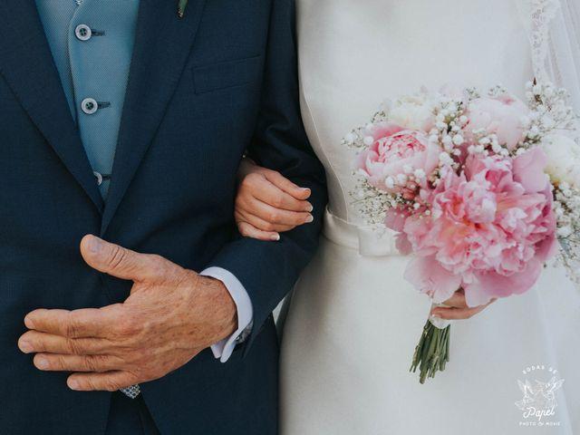 La boda de Javier y Rocio en Santuario De La Fuensanta, Murcia 23