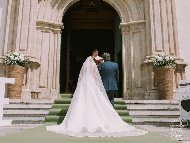 La boda de Javier y Rocio en Santuario De La Fuensanta, Murcia 24
