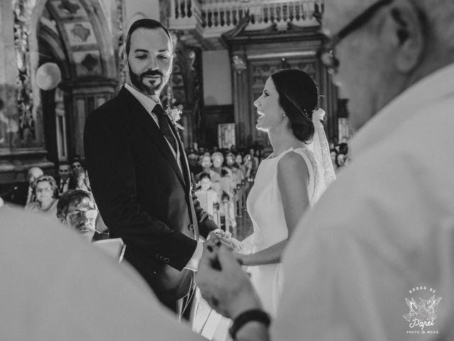 La boda de Javier y Rocio en Santuario De La Fuensanta, Murcia 25