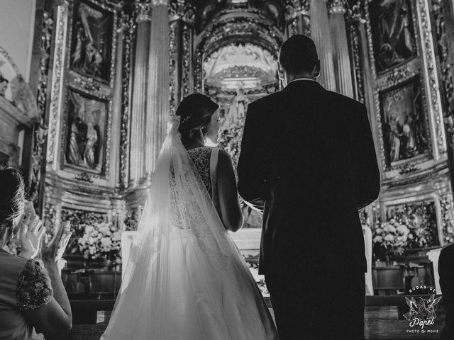La boda de Javier y Rocio en Santuario De La Fuensanta, Murcia 27