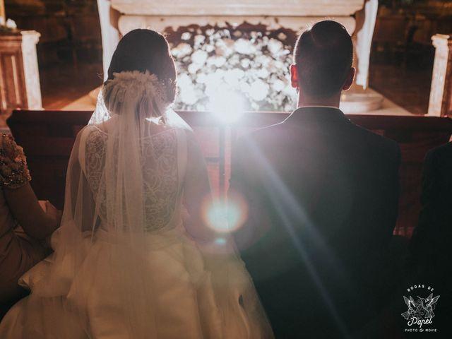 La boda de Javier y Rocio en Santuario De La Fuensanta, Murcia 29