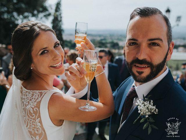 La boda de Javier y Rocio en Santuario De La Fuensanta, Murcia 31