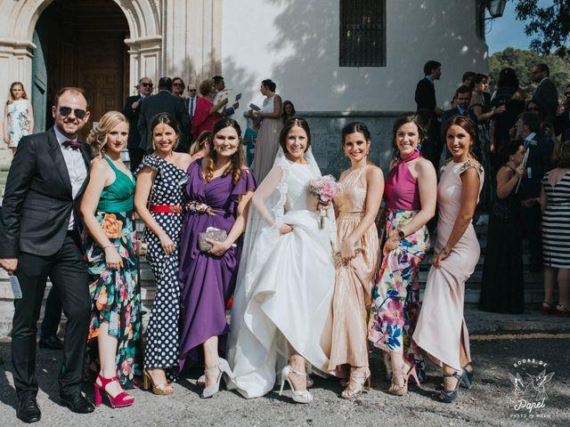 La boda de Javier y Rocio en Santuario De La Fuensanta, Murcia 32
