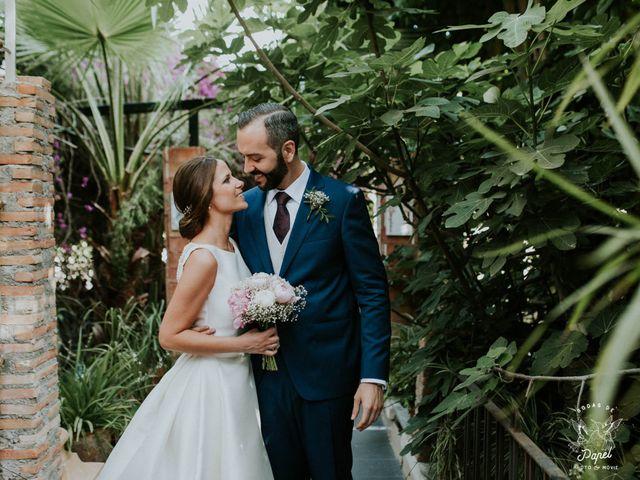 La boda de Javier y Rocio en Santuario De La Fuensanta, Murcia 34