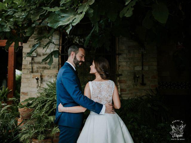 La boda de Javier y Rocio en Santuario De La Fuensanta, Murcia 36