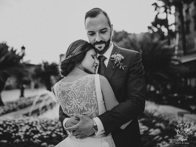 La boda de Javier y Rocio en Santuario De La Fuensanta, Murcia 37
