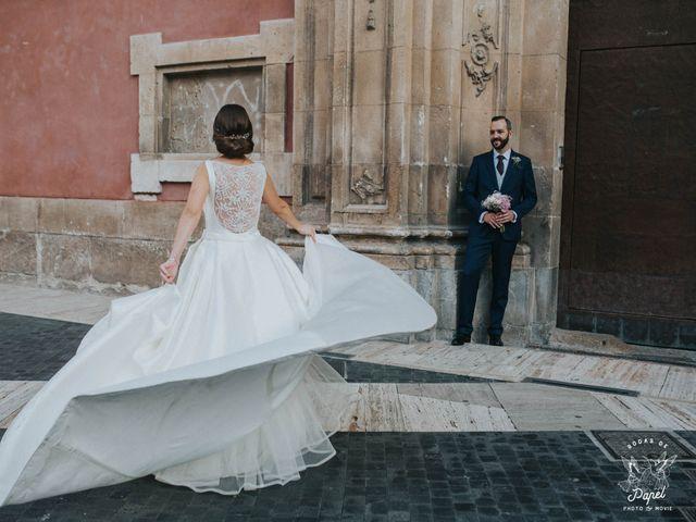 La boda de Javier y Rocio en Santuario De La Fuensanta, Murcia 39
