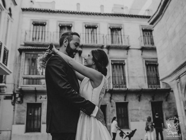 La boda de Javier y Rocio en Santuario De La Fuensanta, Murcia 41