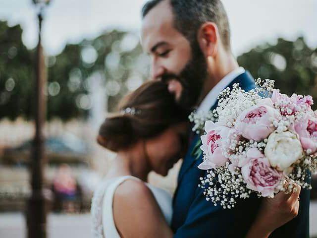 La boda de Javier y Rocio en Santuario De La Fuensanta, Murcia 47