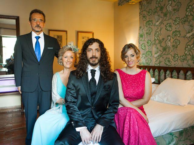 La boda de Felipe y Victoria en Jarandilla, Cáceres 8