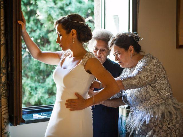 La boda de Felipe y Victoria en Jarandilla, Cáceres 7