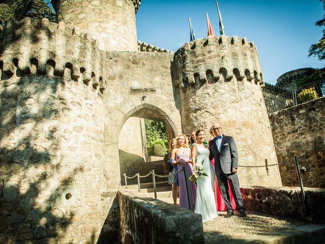 La boda de Felipe y Victoria en Jarandilla, Cáceres 4