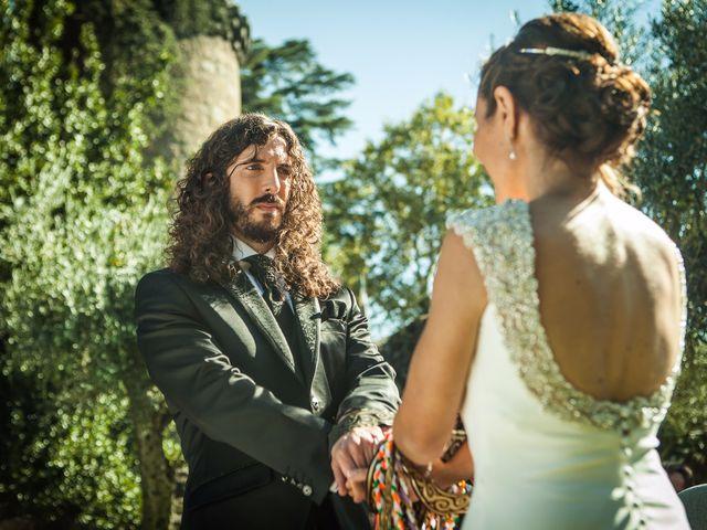 La boda de Felipe y Victoria en Jarandilla, Cáceres 9